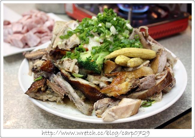 【新北板橋】一毛不拔鹽水雞~麻辣燙暖冬新上市!! @魚樂分享誌