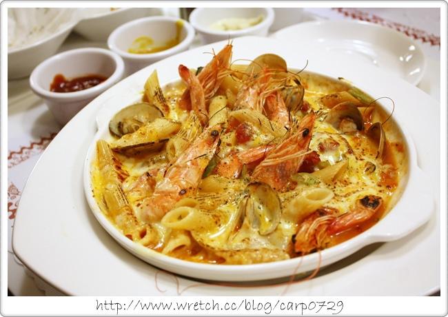 【台北信義】義樹空間~料多味美又便宜的Pasta @魚樂分享誌