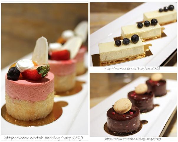 【台北中山】歐華酒店下午茶吃到飽 @魚樂分享誌