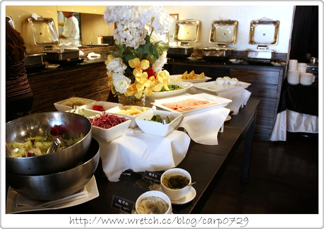 【台北東區】卡邦義大利餐廳~自助午餐吃到飽 @魚樂分享誌