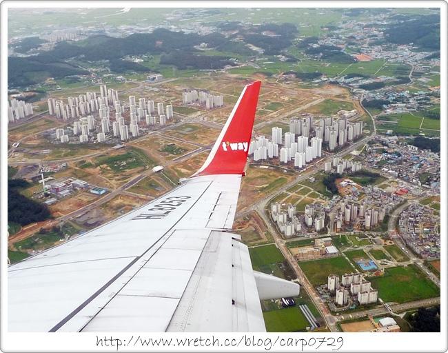 【韓國】乘著t'way到首爾!!松山–>金浦真方便 @魚樂分享誌