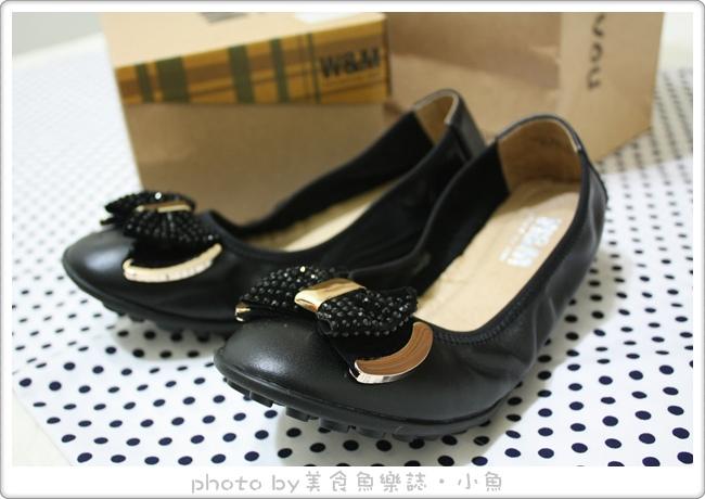 【活動】Milano米蘭皮鞋~W&M系列‧有軟骨功的輕巧芭蕾舞鞋 @魚樂分享誌