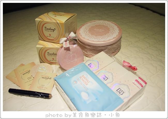 韓國美妝品試用包 @魚樂分享誌