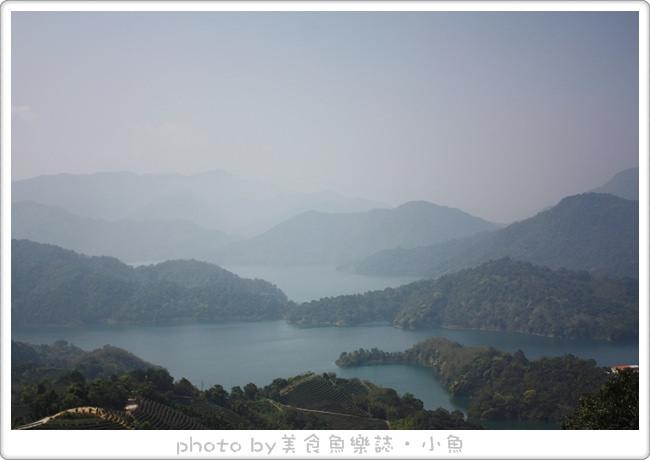 【新北】石碇~千島湖‧八卦茶園‧無極天明宮櫻花道 @魚樂分享誌