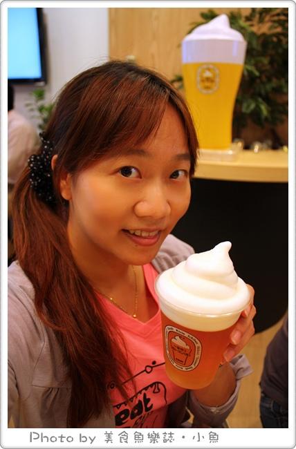 【台北東區】一番搾FROZEN GARDEN~日本超人氣生啤酒冰沙 @魚樂分享誌