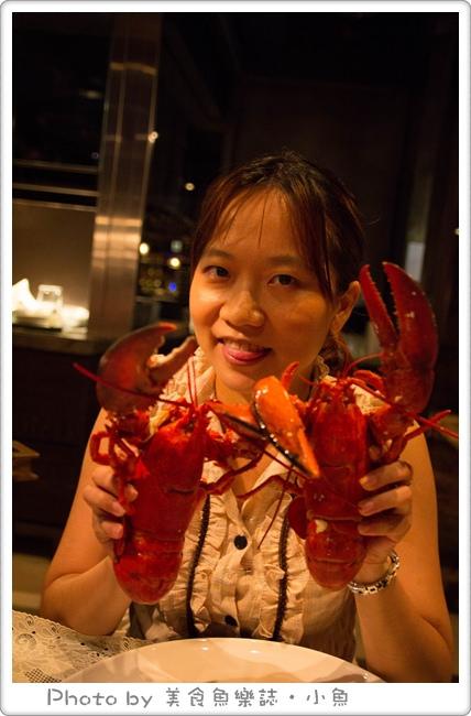 【台北站前】君品雲軒加拿大活龍蝦吃到飽 @魚樂分享誌