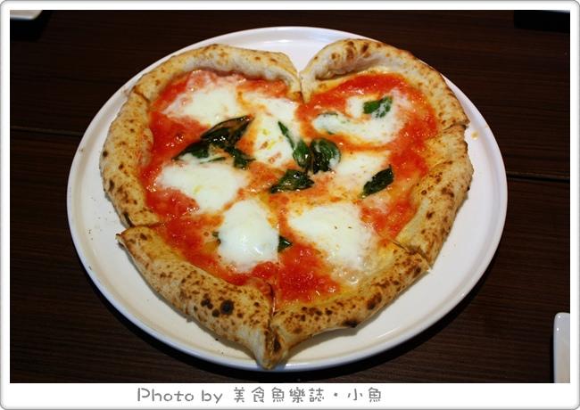 【台北東區】Pizzeria Passione 帕希諾窯烤拿坡里披薩專門店 @魚樂分享誌