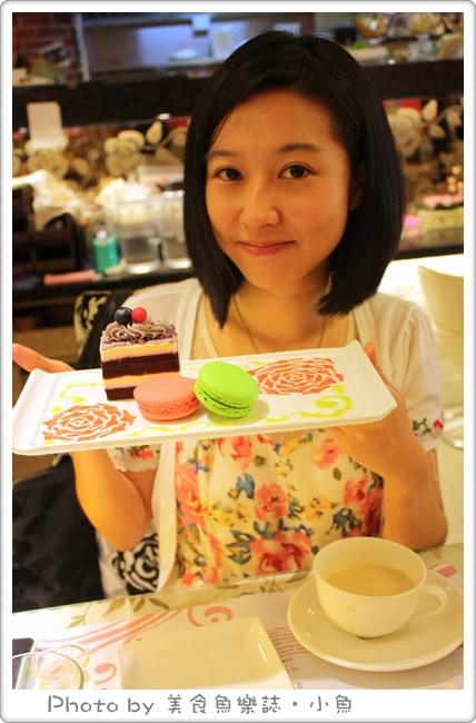 【台北東區】LADY EMMA艾瑪鬆餅屋(已歇業) @魚樂分享誌