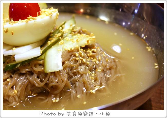 【台北東區】Chegoya尚高韓家二訪~韓式冷麵沁涼好消暑 @魚樂分享誌