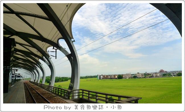 【宜蘭冬山】台灣最美的車站~冬山車站 @魚樂分享誌
