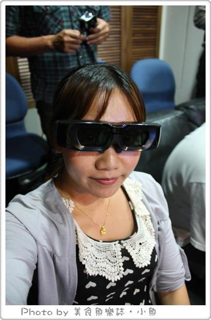 【3C體驗】三菱家庭劇院~3D電影好迷人 @魚樂分享誌