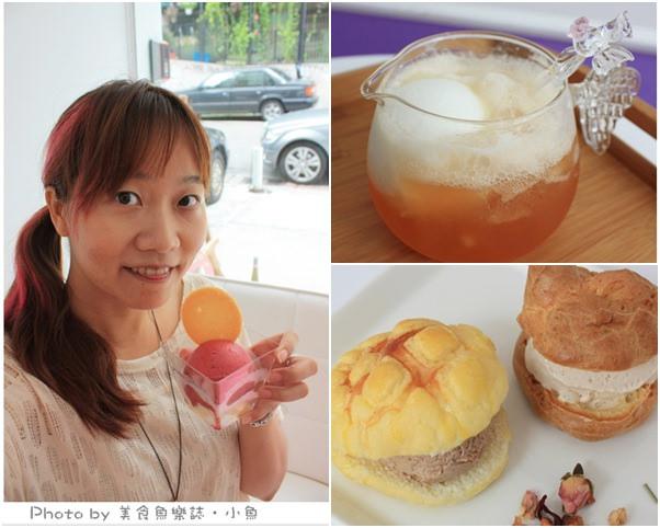 【台北東區】Polo Gelato微醺冰淇淋新上市 @魚樂分享誌