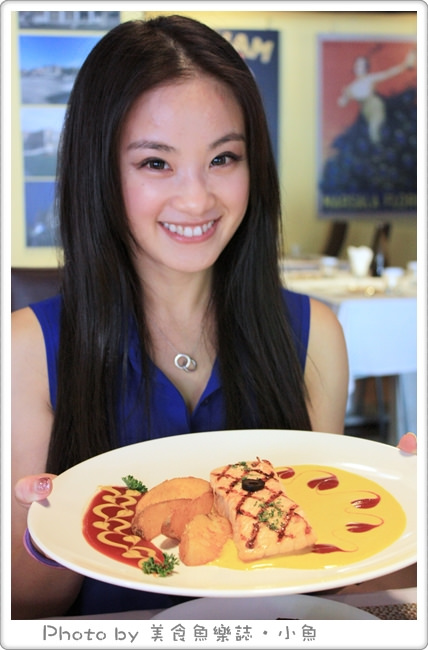 【台北東區】Marsala瑪莎拉義式地中海料理~情人節大餐!!(已歇業) @魚樂分享誌