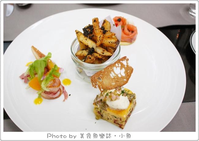 【台北東區】松露之家~巴黎老摩登 下午茶 @魚樂分享誌