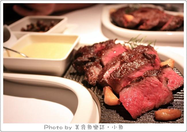 【台北中山】歐華酒店超好吃肋眼牛排+中秋節月餅 @魚樂分享誌