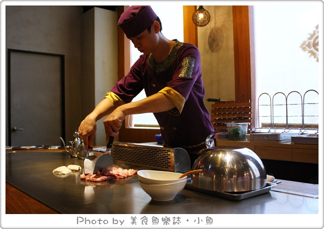 【台北大安】泰板燒Thaipanyaki @魚樂分享誌