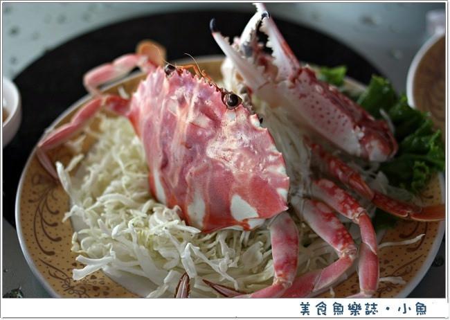 【新北萬里】秋天來吃萬里蟹!! @魚樂分享誌