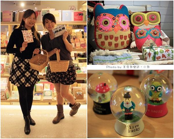 【台北信義】Wiz 微禮禮品店~幫自己和朋友挑個聖誕禮物吧 @魚樂分享誌