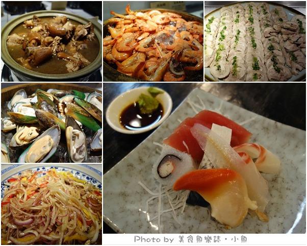 【台北中正】青葉新樂園‧台灣料理吃到飽@華山文創園區(已歇業) @魚樂分享誌