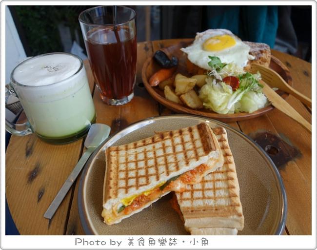 【新北板橋】好初Deli二店~排隊人氣早午餐 @魚樂分享誌