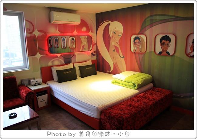 【韓國釜山】釜山航空‧住宿K2 motel @魚樂分享誌