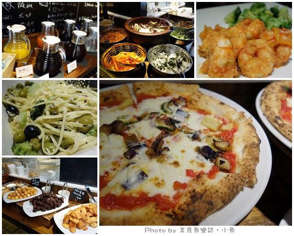 【台北東區】Salvatore Cuomo & Bar拿坡里pizza義大利麵吃到飽500元 @魚樂分享誌
