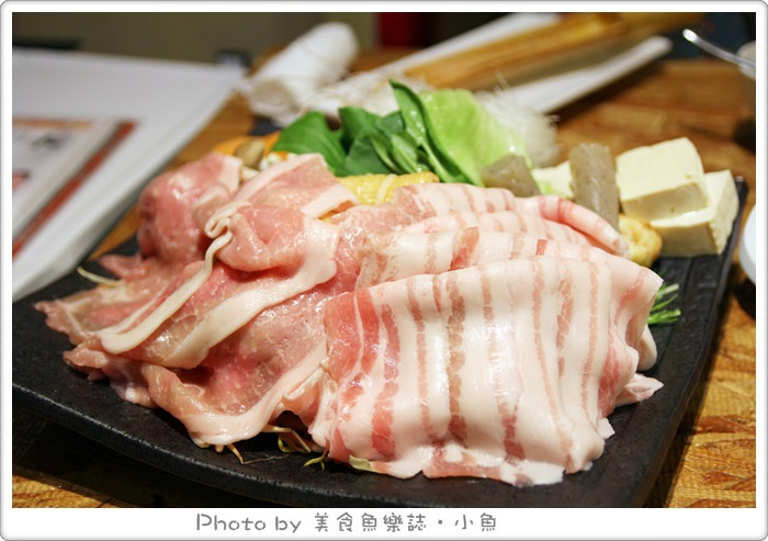 【京都】豚涮涮鍋 英‧「德島阿波豚」「德島阿波尾雞」吃到飽 @魚樂分享誌