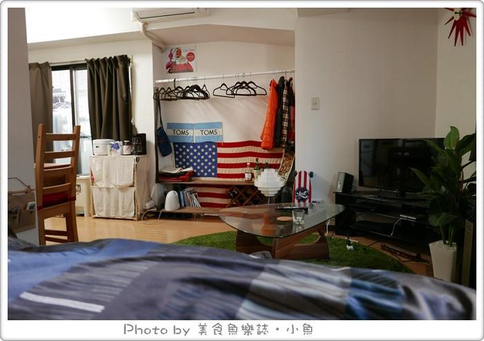 【日本東京】賞櫻便宜住宿好選擇‧airbnb日租套房‧成田機場巴士1000円 @魚樂分享誌