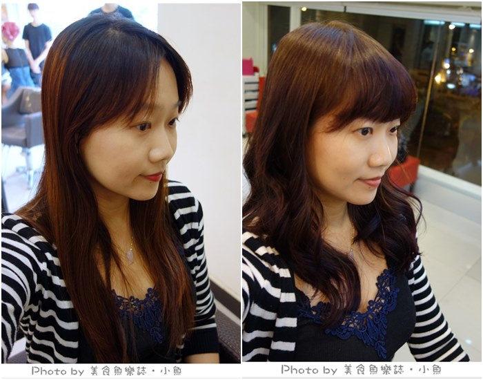 【台北師大】LUSSO HAIR SALON美髮沙龍秋冬新髮色 @魚樂分享誌