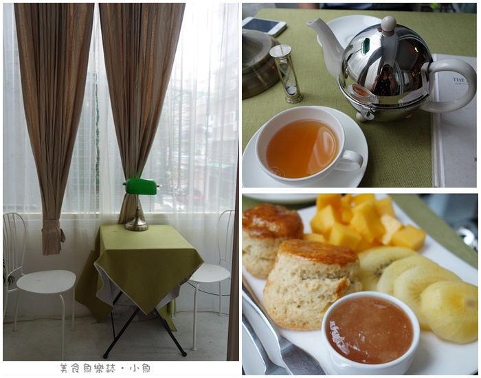 【台北大安】麗采蝶精品茶館/東區下午茶 @魚樂分享誌