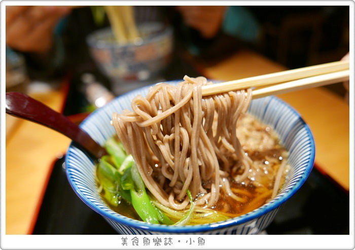 【日本東京】ぎをん為治郎/丸之內店/京都名物蕎麥麵料理 @魚樂分享誌