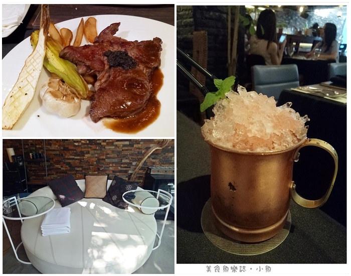 【台北大安】Villa.like Bistro 悅禾莊園 義法餐酒館/東區美食 @魚樂分享誌
