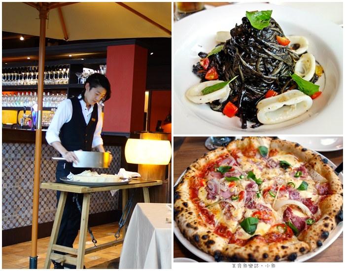【台北中山】Trattoria di Primo義式餐廳 @魚樂分享誌