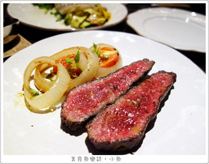 【台北大安】TK Seafood & Steak頂級海鮮牛排 @魚樂分享誌