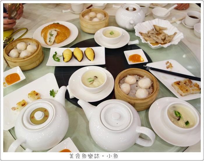 【香港美食】利苑酒家Lei Garden 米其林一星/排隊名店 @魚樂分享誌