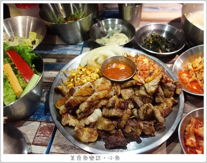 【台北大安】咚咚家dondonga韓式豬肉專賣店 – 돈돈가/東區美食 @魚樂分享誌