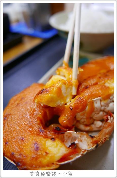 【日本沖繩】泡瀨漁港焗烤龍蝦超值定食/生魚片/沖繩必吃美食 @魚樂分享誌