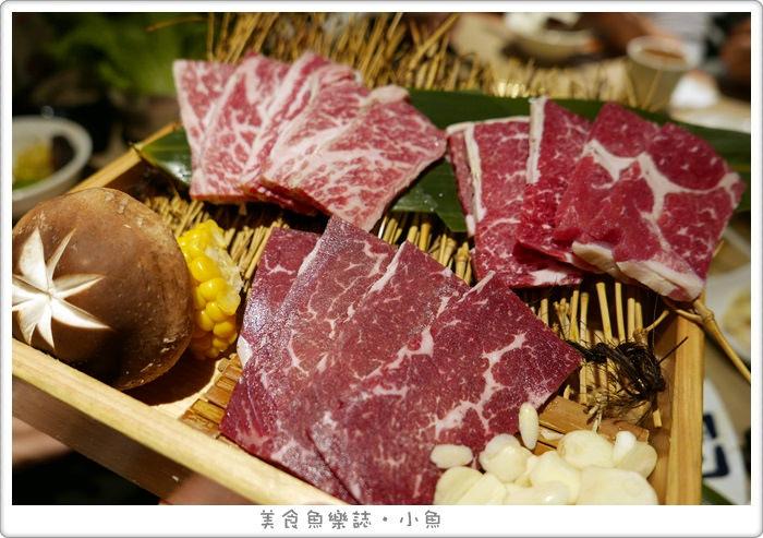 【台北大安】牛角日本燒肉專門店/東區美食 @魚樂分享誌