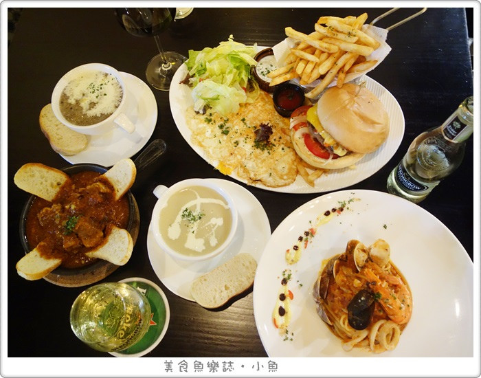【台北大安】am Daily/忠孝復興餐酒館 @魚樂分享誌