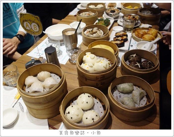 【台北中正】點點心Dimdimsum/港式茶餐廳/台北車站微風美食廣場 @魚樂分享誌