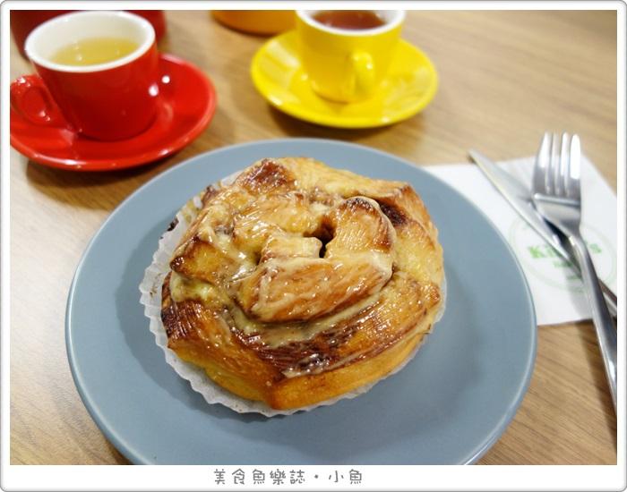 【台北大安】Kirby's Bakery & Cafe/麵包坊.咖啡店 @魚樂分享誌