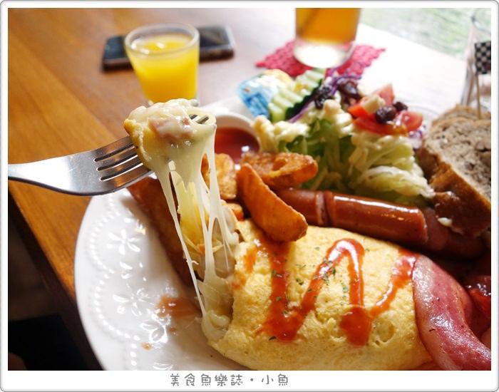 【新北板橋】野豬核桃/大份量早午餐/府中站 @魚樂分享誌