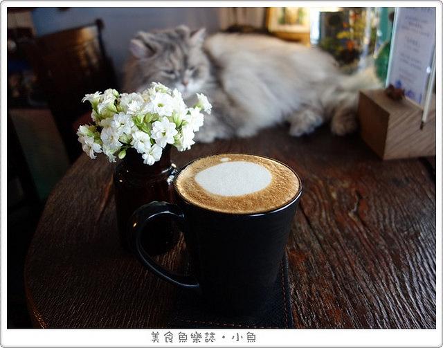 【台北松山】喘口氣cafe/貓咪咖啡館/老屋咖啡 @魚樂分享誌