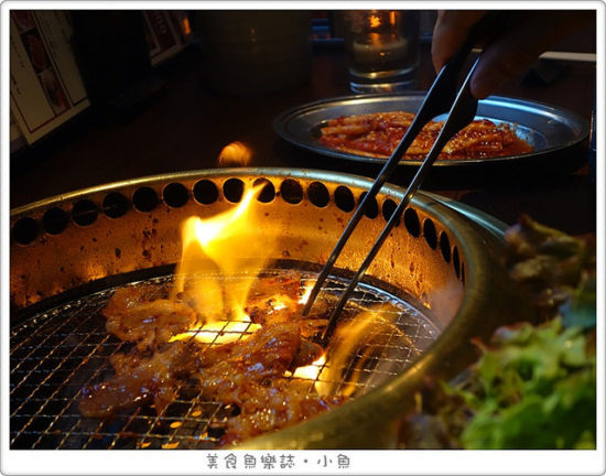 【日本美食】京都 CHIFAJA本格燒肉 四条木屋町店/河畔賞櫻燒肉吃到飽 @魚樂分享誌