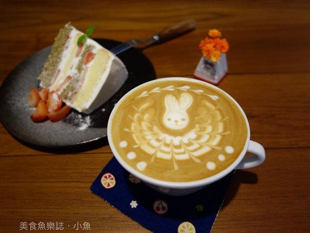 【台北松山】六丁目Cafe/民生社區優質咖啡店/甜點蛋糕激推/不限時/免費wifi 有插座 @魚樂分享誌