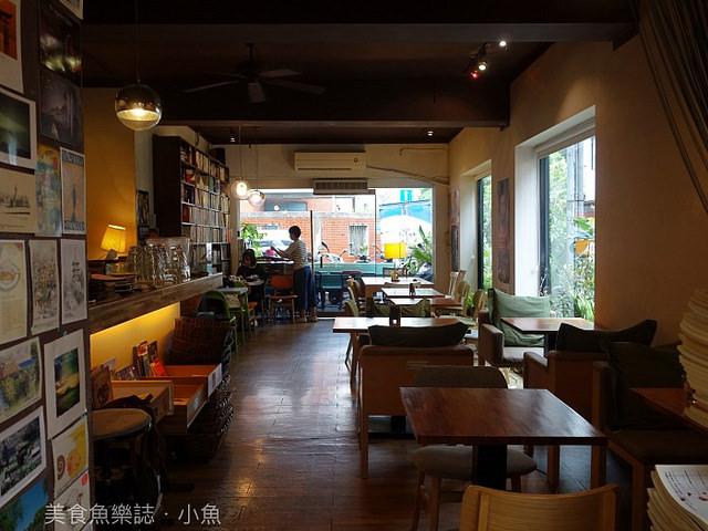 【台北大安】窩著咖啡 perch cafe/捷運大安站 @魚樂分享誌