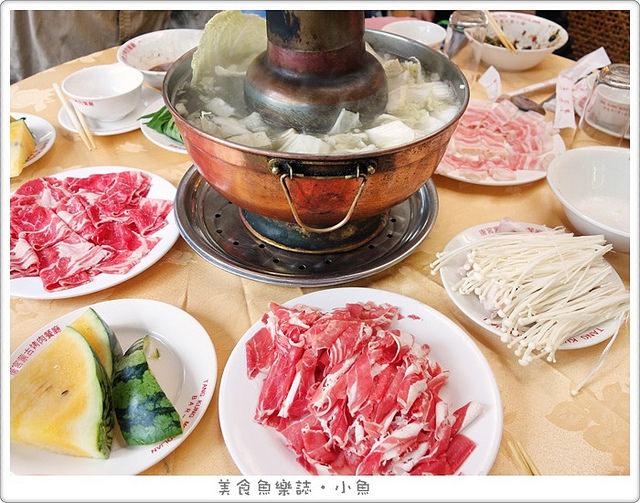 【台北中山】唐宮蒙古烤肉涮羊肉餐廳/蒙古烤肉吃到飽/酸菜白肉鍋/捷運行天宮站 @魚樂分享誌