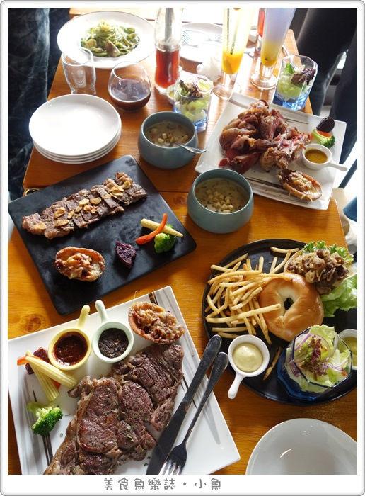 【新北林口】WiN HOUS 異國料理/親子寵物友善餐廳/近林口三井 @魚樂分享誌
