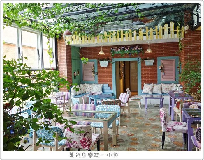 【台北大同】D.G Café花園咖啡/玻璃屋浪漫下午茶/景觀餐廳/迪化街美食 @魚樂分享誌