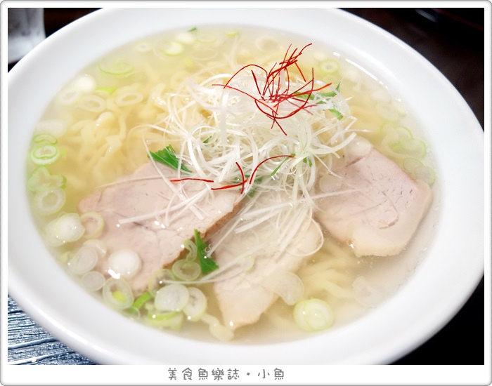 【日本美食】福島喜多方 塩川屋拉麵 @魚樂分享誌